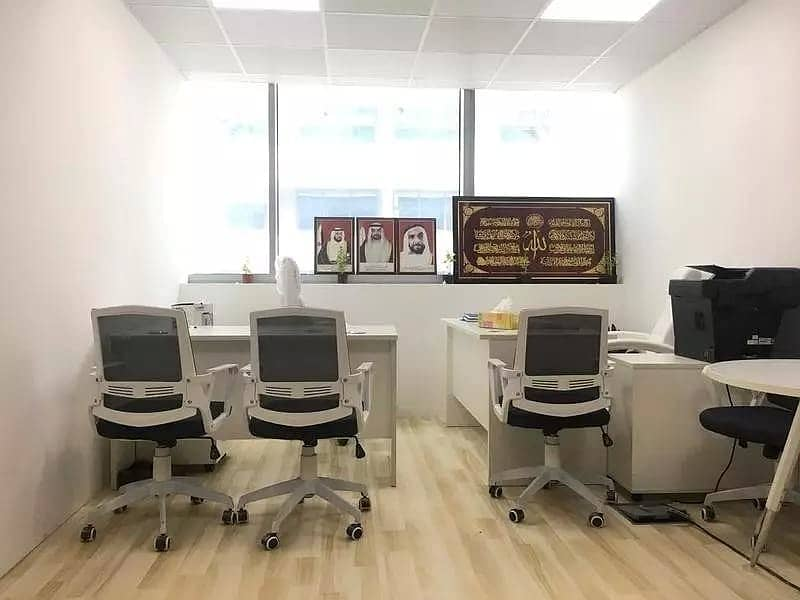 DED APPROVED VIRTUAL OFFICE/IJARI IN BUSINESS BAY | Bayut com