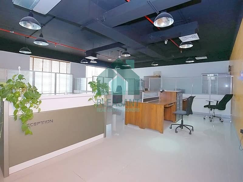 Best Deal Ready to Move Fully Furnished Office For Rent !!! | Bayut com