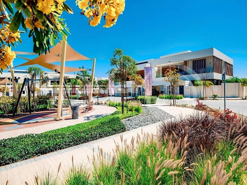 Modernized Villa in Yas! Outstanding Area!