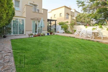 فیلا 2 غرفة نوم للبيع في الينابيع، دبي - Exclusive| 4E | Upgraded and Extended| Large Plot