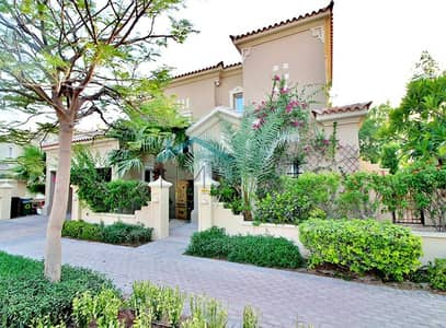 4 Bedroom Villa for Sale in Arabian Ranches, Dubai - Type B2 | Extended | Single Row | Great Condition