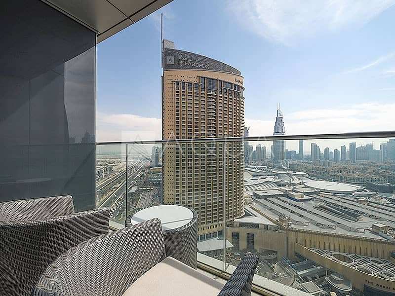 10 Stunning Burj Khalifa Views | Address BLVD