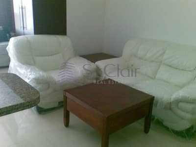 Fully Furnished Studio with Balcony| Low Floor