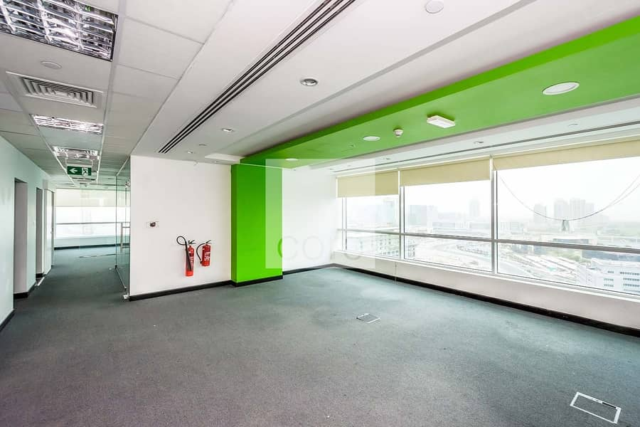 10 Combined Fitted Offices | Vacant | DED