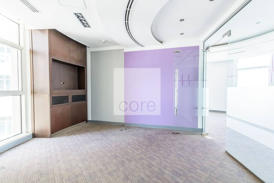 2 Fitted Office   Low Floor   Close to Metro