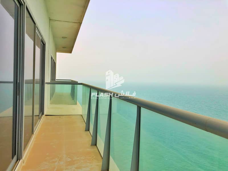 2 2BR APARTMENT I DIRECT SEA VIEW I BEST PRICE IN THE AREA