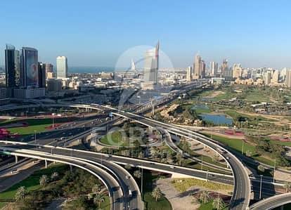 فلیٹ 3 غرفة نوم للبيع في أبراج بحيرات جميرا، دبي - Amazing Golf Course View | 3 Beds on High Floor