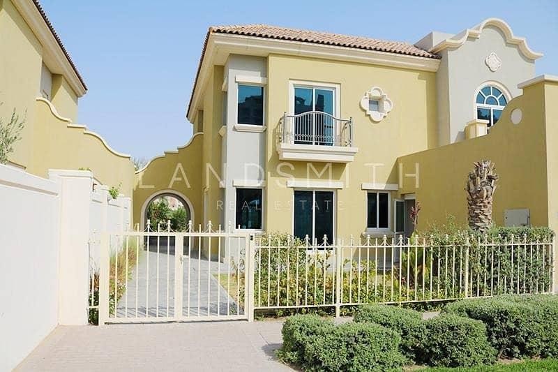 Full Golf Course View | 4 Bedroom Villa | Morella