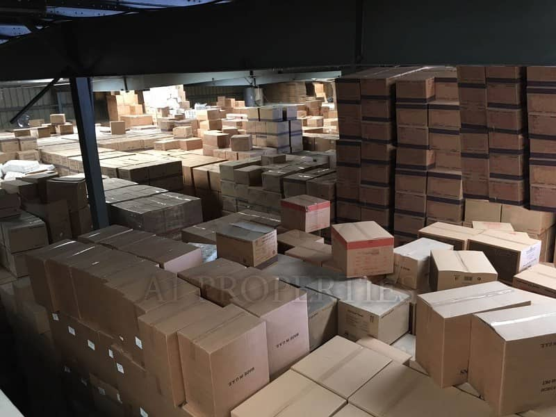 2 Large Warehouse For Sale Fully Furnished