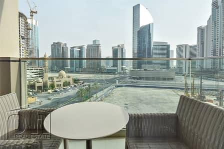 فلیٹ 1 غرفة نوم للايجار في وسط مدينة دبي، دبي - | Available Now | Brand New | Luxury Furniture |