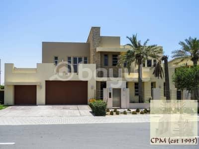 فیلا 6 غرفة نوم للبيع في جزيرة السعديات، أبوظبي - Modern Executive  6 BR Villa-Landscaped + Swimming-pool- For Sale  Now