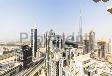 4BR+M Duplex PH|Private Pool|Amazing view
