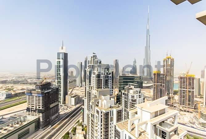 1 4BR+M Duplex PH|Private Pool|Amazing view