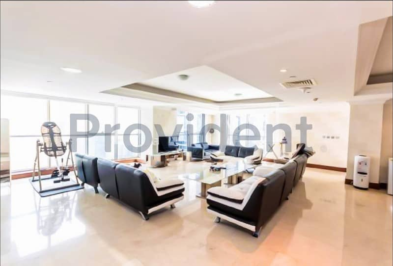 2 4BR+M Duplex PH|Private Pool|Amazing view