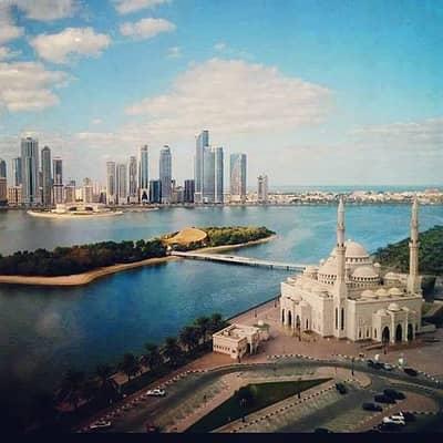 Building for Sale in Al Majaz, Sharjah - New Tower For Sale at Al Majaz Sharjah, income: 7,500,000