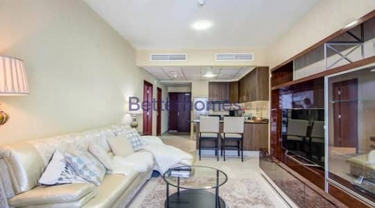 Nicely Furnished  High Floor   City View   Elite Residence