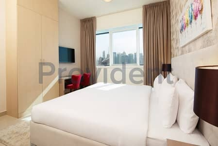 1 Bedroom Hotel Apartment for Rent in Dubai Marina, Dubai - High End Apartment|Fully Serviced|Furnished