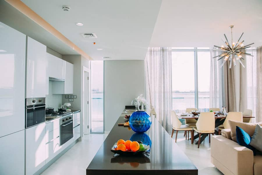 2 LUXURY  APARTMENT WITH LAGOON VIEW