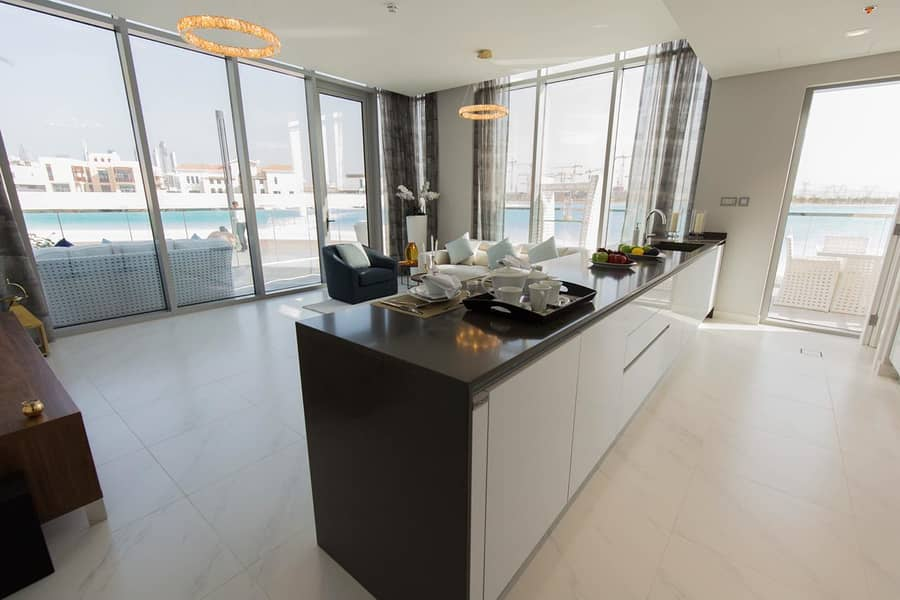11 LUXURY  APARTMENT WITH LAGOON VIEW