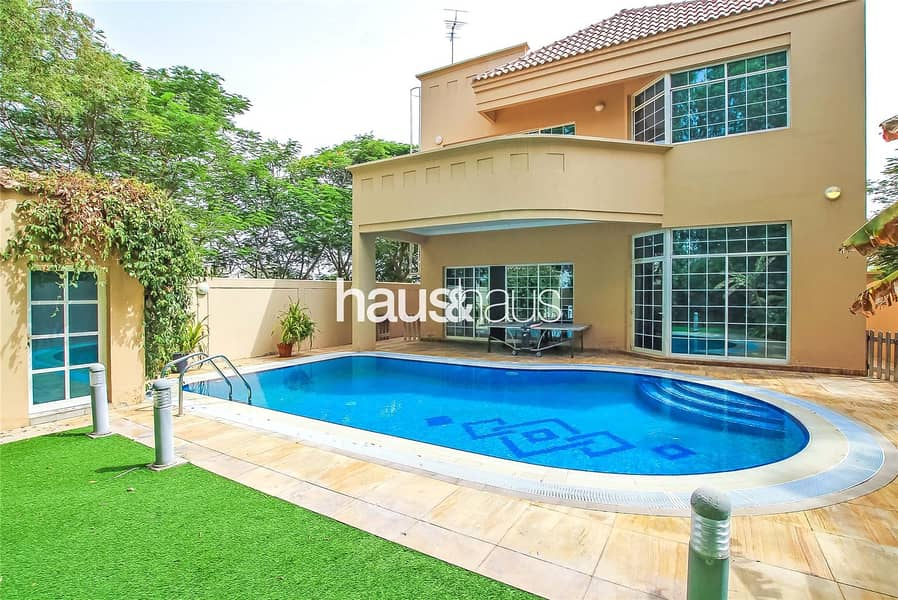 2 Private Pool | Independent | Prime Location |