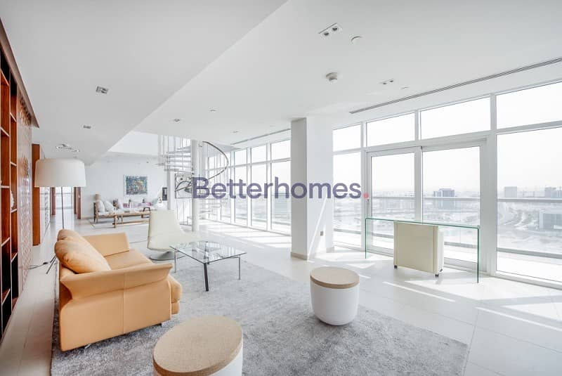 2 Panaromic full seaview 4BR Penthouse corner|ready to move in