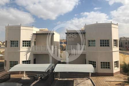 فیلا 4 غرفة نوم للايجار في مدينة خليفة A، أبوظبي - فیلا في مدينة خليفة A 4 غرف 130000 درهم - 4216443