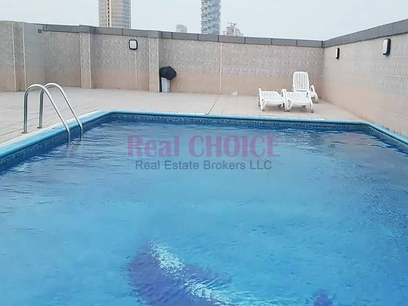 10 Fully Furnished Affordable 2BR with Balcony