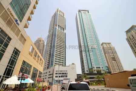 2 Bedroom Apartment for Sale in Dubai Marina, Dubai - RENTED |  MARINA VIEW | 2 BR  I  HIGH FLOOR I  GREAT VIEW