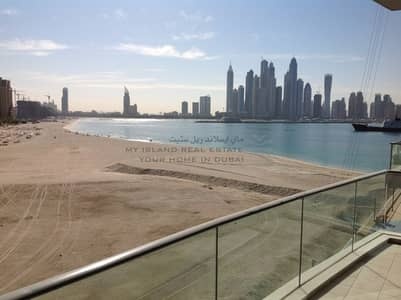 3 Bedroom Flat for Sale in Palm Jumeirah, Dubai - Vacant 3 bedroom + Study in Oceana  Southern