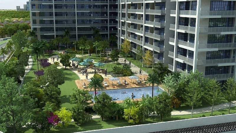 2 2 Bedroom Apartment In Elite 1 Golf Course View