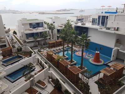 Sea Facing Fully furnished 2 bed Apt For sale