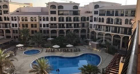 1 Bedroom Apartment for Sale in Jumeirah Village Circle (JVC), Dubai - 1 Bedroom Apt with Community View in JVC