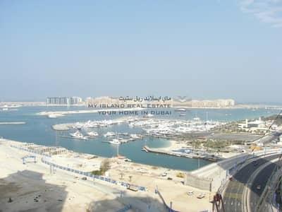 فلیٹ 2 غرفة نوم للبيع في دبي مارينا، دبي - Beautiful sea views | 2 bedroom | Vacant Apartment