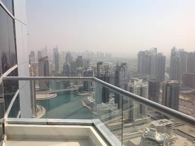3 Bedroom Apartment for Sale in Dubai Marina, Dubai - 3 Bedroom + Maids High Floor in Bay Central