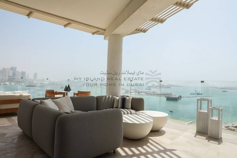 1 High  floor| Skyline view | 4 Bed Penthouse