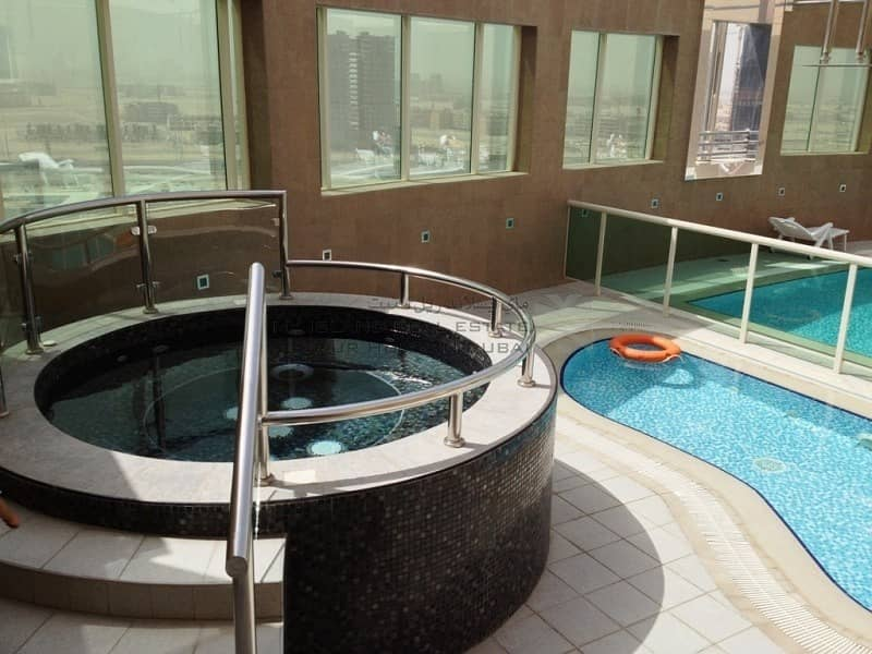 14 Furnished 2 bedroom with 2 balconies For Sale