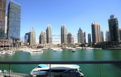 2 Bedroom Flat for Rent in Dubai Marina, Dubai - 2 bed furnished Apt. With Marina View For Rent