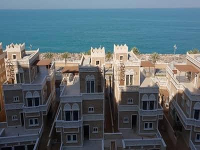 شقة 3 غرف نوم للايجار في نخلة جميرا، دبي - Unfurnished Apt. with Sea View |Brand New Unit