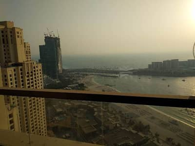 4 Bedroom Apartment for Sale in Jumeirah Beach Residence (JBR), Dubai - Luxurious Sea View 4 bed Furnished in Rimal