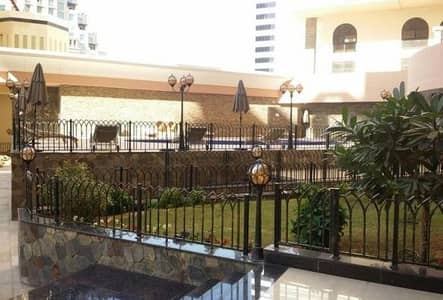 2 Bedroom Flat for Rent in Dubai Silicon Oasis, Dubai - Chiller Free Large 2BR Balcony In Gate1