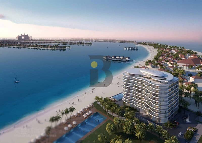 LUXURY 2BR WITH SEA VIEW | PALM JUMEIRAH | MINA BY AZIZI