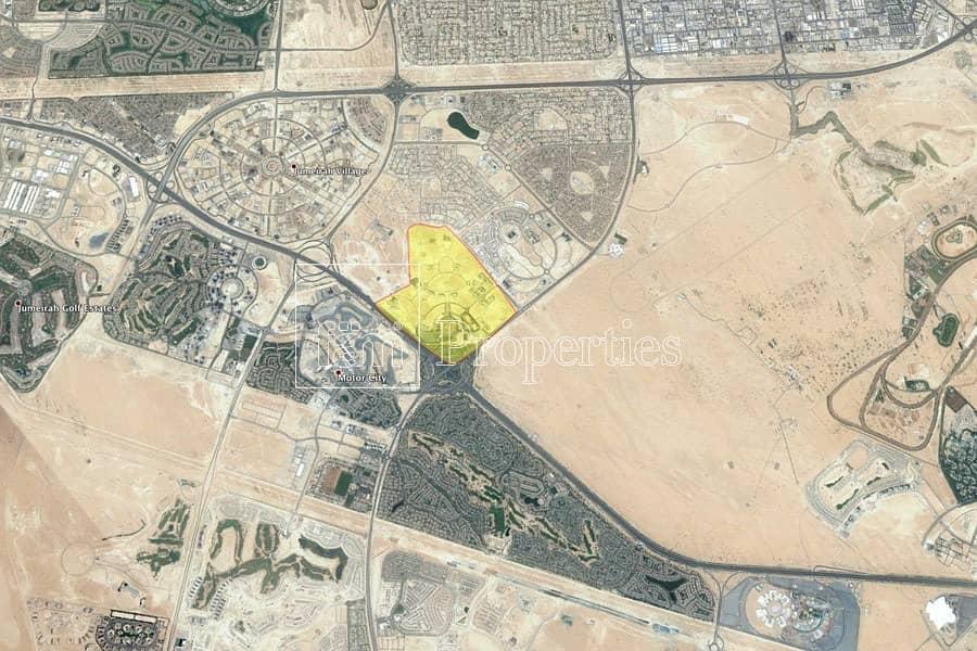 10 4.2 FAR Residential Plot in Arjan