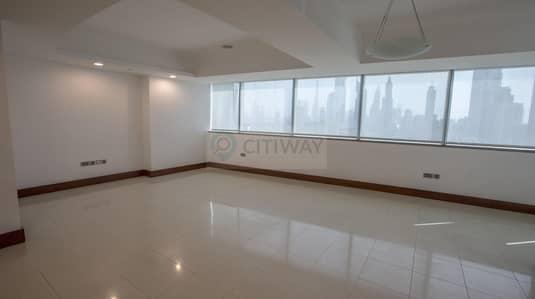 شقة 2 غرفة نوم للايجار في مركز دبي التجاري العالمي، دبي - 2BR Duplex | Free DEWA and Chilled water | Jacuzzi