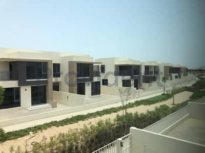 3 Bedroom Townhouse for Rent in Dubai Hills Estate, Dubai - 3 BR + Maid | Street 9
