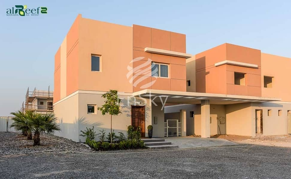 2 Stunning villa for family| All facilities| multi payments|