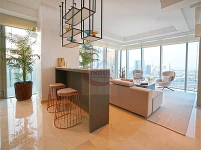 فلیٹ 2 غرفة نوم للبيع في أبراج بحيرات جميرا، دبي - Stunning View of Dubai Skyline | The Residences - JLT