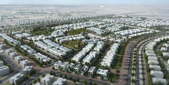 3 Bedroom Townhouse for Sale in Mudon, Dubai - 3BR Townhouse Middle Unit   Arabella 3 I