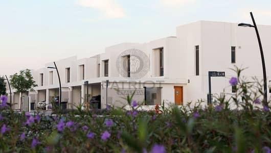 تاون هاوس 3 غرفة نوم للبيع في تاون سكوير، دبي - 3 Bedroom Plus Maid Townhouse for Sale In Town Square