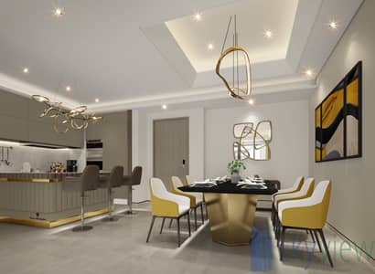 فلیٹ 1 غرفة نوم للبيع في ميدان، دبي - Smart 1BR Home with Outstanding Quality