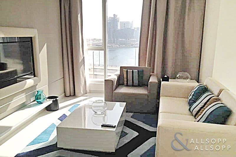 Canal View   Furnished   Available   1 Bed